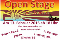 open stage goes concert kl